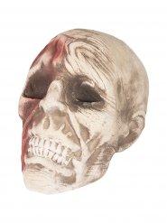 Zombien kallo - Halloween koriste