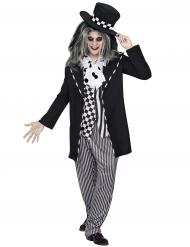 Hullu hatuntekijä - Halloween asu aikuisille