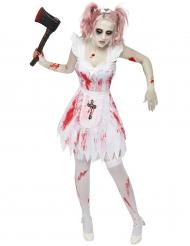 Zombie sisäkkö - Aikuisten Halloween-asu