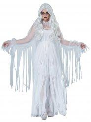 Valkean rouvan kummitusasu naiselle