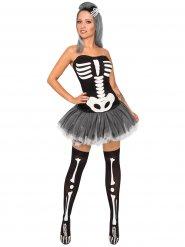 Miss. Luuranko - Halloween naamiaisasu aikuiselle