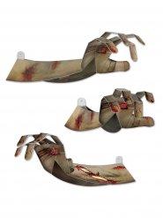 Zombien käsi - Halloween koriste