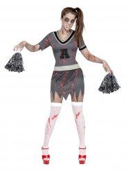 Zombie cheerleader - Halloween asu aikuisille