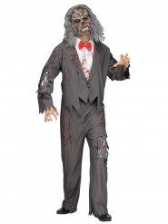 Zombietarjoilija - Halloween asu aikuisille