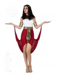 Egyptiläisen prinsessan naamiaisasu naiselle