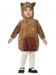 Pienen leopardin naamiaisasu lapselle