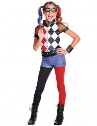 Harley Quinn™ -luksus naamiaisasu lapselle
