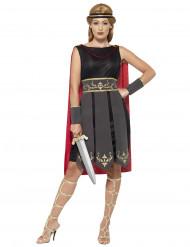 Gladiaattori naamiaisasu naiselle
