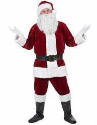 Joulupukin asu aikuisille luksus