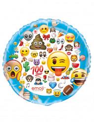 Emoji™ -alumiinipallo 86,3 cm