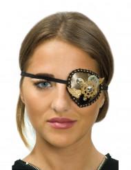 Steampunk-henkinen silmälappu
