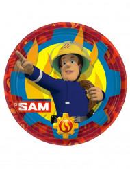 Palomies Sami™ -paperilautaset 8 kpl