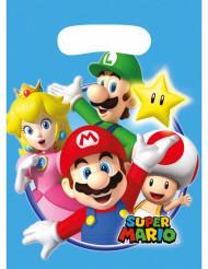 Super Mario™- lahjapussit 8 kpl