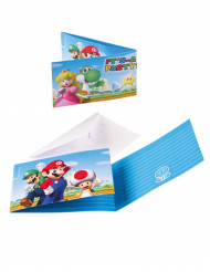 Super Mario™- kutsukortit ja kirjekuoret
