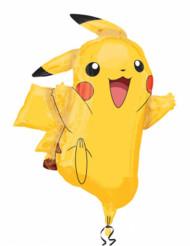 Pokemon™ Pikachu alumiinipallo 62 x 78cm
