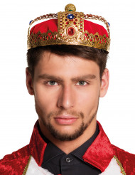 Kuninkaan kruunu aikuiselle luksus