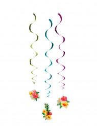 Ripustettavat Havaiji-koristeet 60 cm