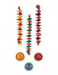 Intiaani- riippukoristeet 60 cm