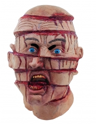 Viipaloitu pää -naamio