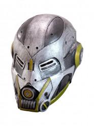 Futuristinen robotin naamio