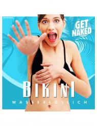 Vesiliukoiset bikinit