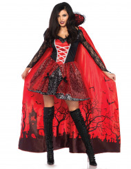Viettelevä vampyyri - Halloween asu aikuisille
