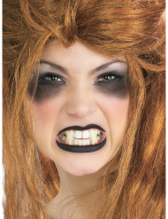 Vampyyrin valkoiset torahampaat aikuiselle