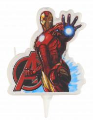 Iron Man™ -kakkukynttilä