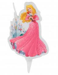 Prinsessa Ruusunen™ -kakkukynttilä