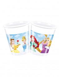 Disney Prinsessat™ -muovimukit 8 kpl
