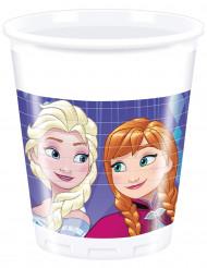 Frozen™- muovimukit 200 ml 8 kpl