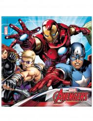 20kpl Avengers™ -lautasliinat