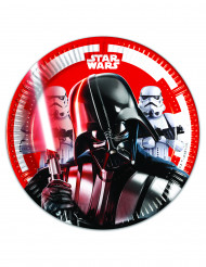 Star Wars Final Battle™-pienet lautaset 8 kpl 20 cm