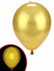Kultaiset LED-ilmapallot Illooms®