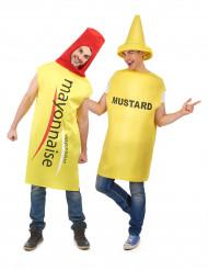 Majoneesi ja sinappi- pariasu