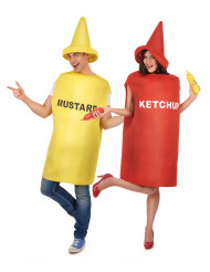 Sinappi ja Ketsuppi - Pariasu aikuisille