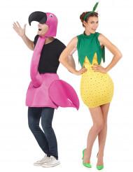 Flamingo ja Ananas - Pariasu aikuisille