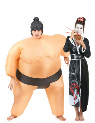 Geisha ja Sumo - Pariasu aikuisille