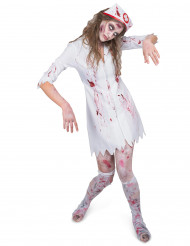 Zombie sairaanhoitaja - naamiaisasu aikuisille