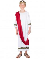 Antiikin keisari-naamiaispuku lapsille