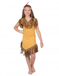 Lasten intiaani naamiaisasu