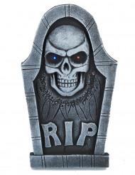 Valaistu hautakivi - Halloween koriste