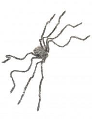 Harmaa karvainen hämähäkki 160 cm