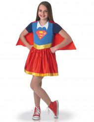 Superhero Girls™ Terästyttö -naamiaisasu lapsille
