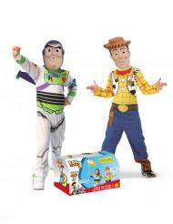 Toy Story™ Buzz ja Woody -naamiaisasusetti lapsille