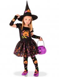 Kurpitsanoita - Halloween asu lapsille