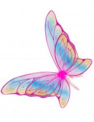 Perhosen siivet -pastelli