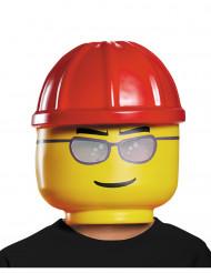LEGO™ Rakennusmies-naamio lapsille