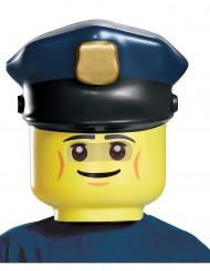 LEGO™ Poliisi -naamio lapsille