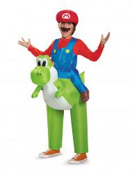 Mario ja Yoshi - Lasten Carry Me-asu